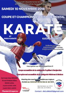 AFFICHE-53-CHAMP-KARATE-10-NOV-2018-A4